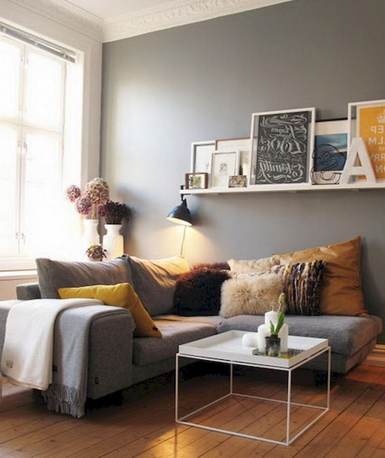 Two Bedroom Apartment Interior Bedroom Ideas With Cupboards Paint Room Ideas Bedroom Bedroom Decor Mirror: 60 Amazing Small Living Room Decor Ideas On A Budget