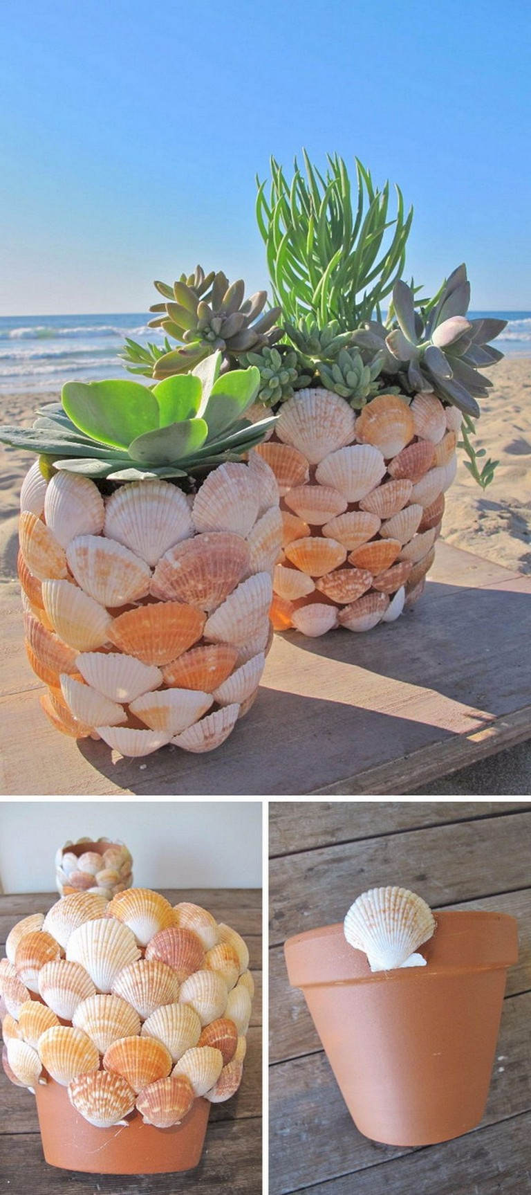 10 Simple DIY Vintage and Rustic Garden Decor Ideas on A Budget
