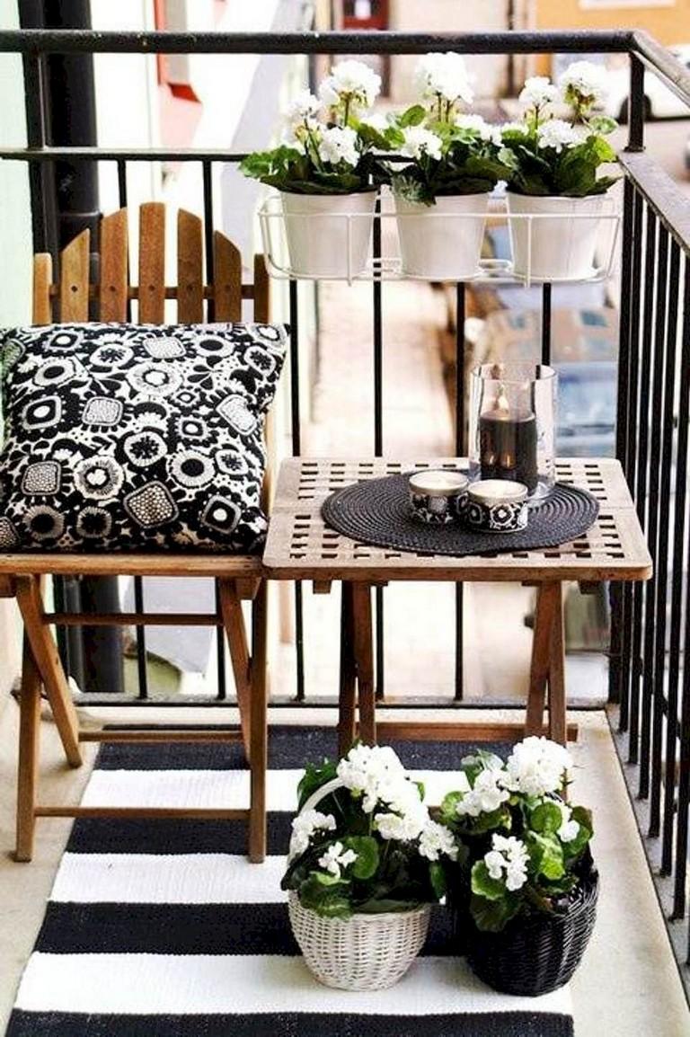 75 Beautiful Apartment Balcony Decorating Ideas on A ...