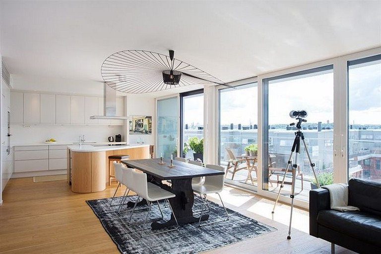 40+ Best Open Concept Kitchen Living Room Design Ideas - Pag