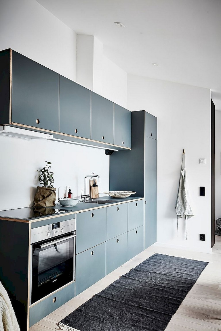 79 Creative Small Kitchen Design Organization Ideas