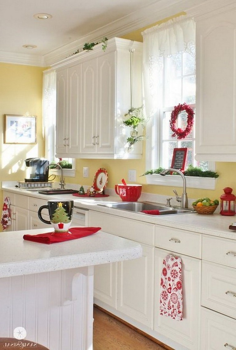 10 Beautiful Most Popular Kitchen Cabinet Paint Color Ideas